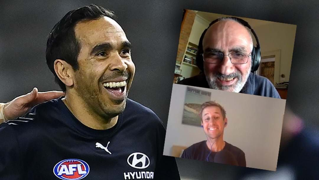 Article heading image for Paul Kelly Releases New Song About Eddie Betts