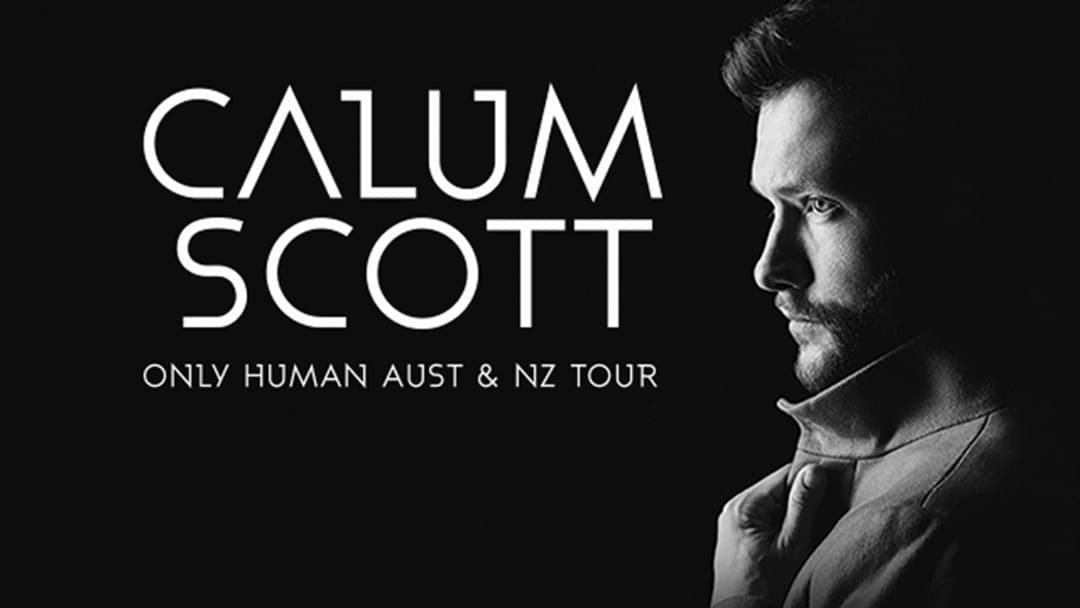 Article heading image for Calum Scott To Tour Australia!