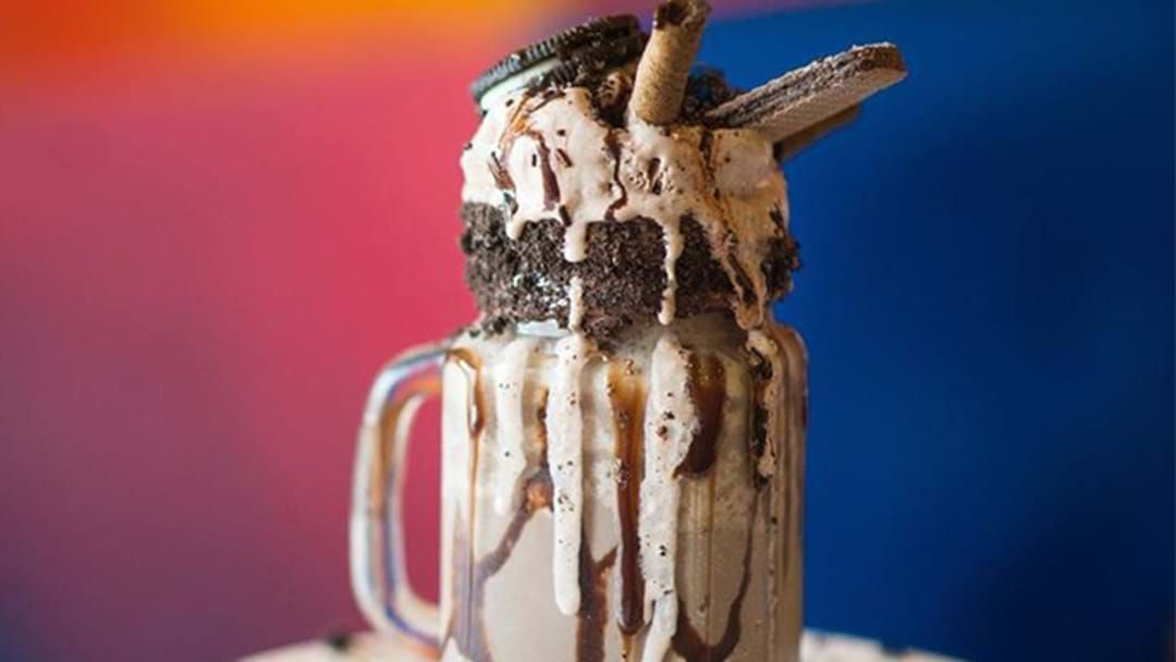 Article heading image for Here's Where You Can Get Yourself One Of These Epic Loaded Shakes For Free