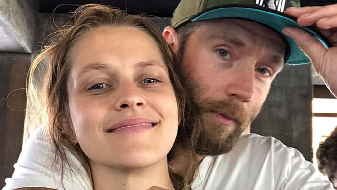 Article heading image for Teresa Palmer Announces Birth Of Her Third Child With Stunning Breastfeeding Photo