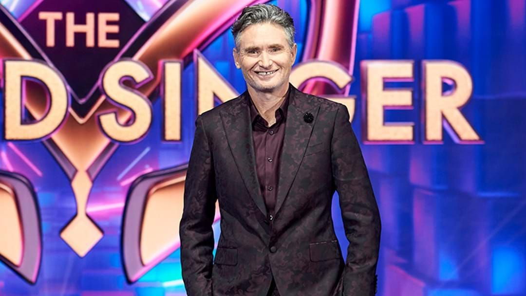 Article heading image for Hughesy Reveals Whose COVID-19 Results Came Back Positive After Masked Singer Shutdown