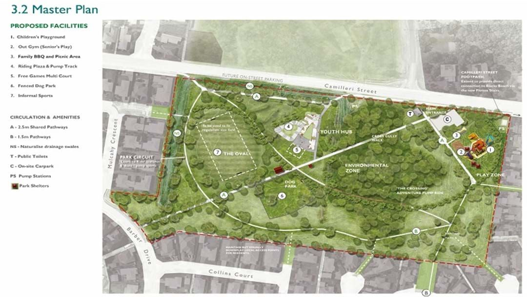 Article heading image for Camilleri Street Park Development Enters Next Stages