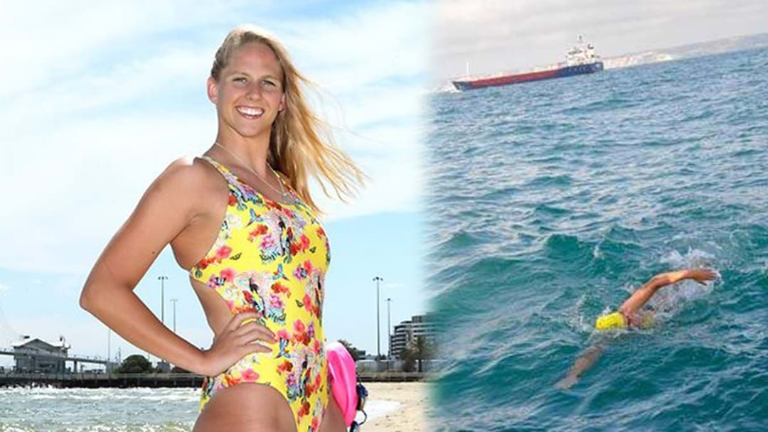 Article heading image for FINALLY, Some GOOD News! Aussie Chloë McCardel Set To Beat Men's World Record!