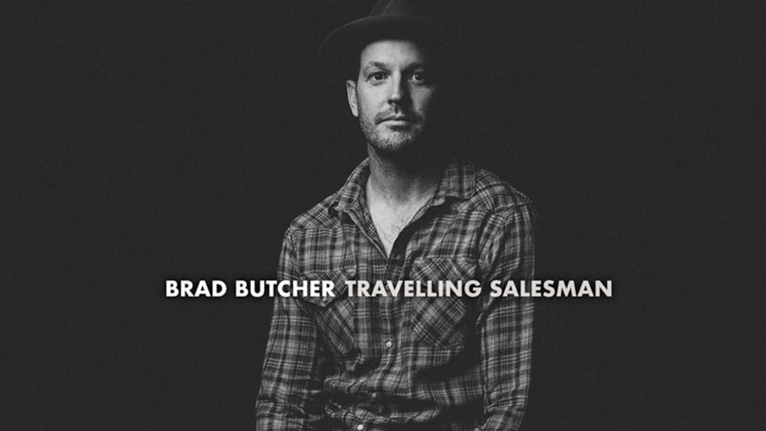 Article heading image for Brad Butcher Announces New Album
