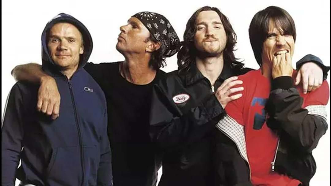 John Frusciante Rejoins Red Hot Chili Peppers