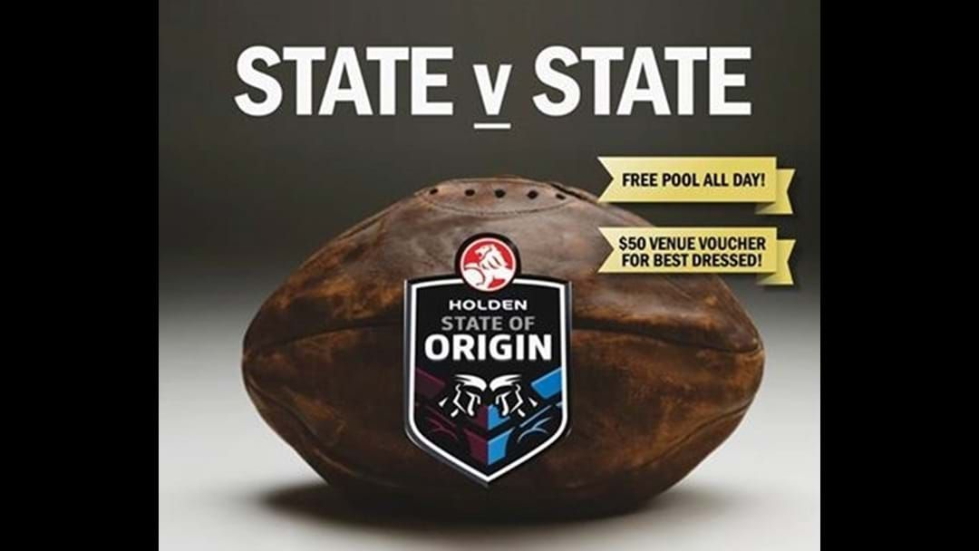 Article heading image for Where to Watch State of Origin Game 2