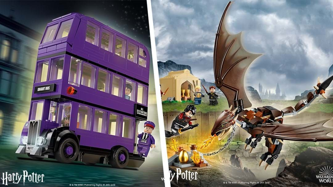 Article heading image for Accio Wallet: NEW Harry Potter Lego Sets Are On The Way!