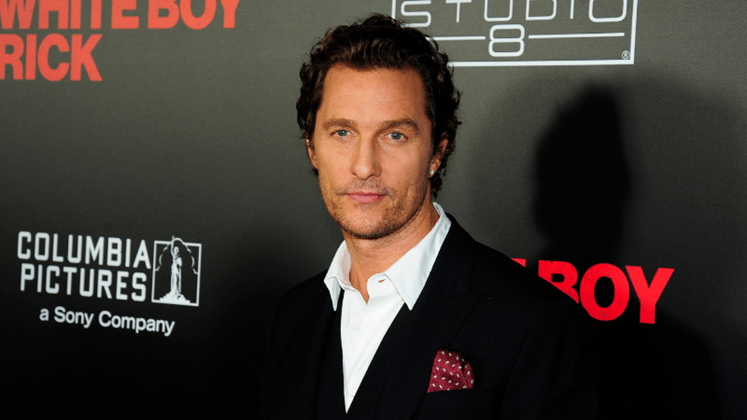 Article heading image for Matthew McConaughey Reveals Why He Didn't Talk To His Mum For 8 Years