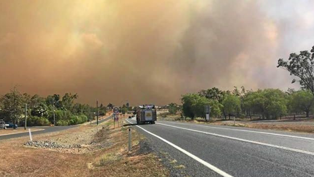 Article heading image for Gracemere And Kabra Evacuated Due To Nearby Fires