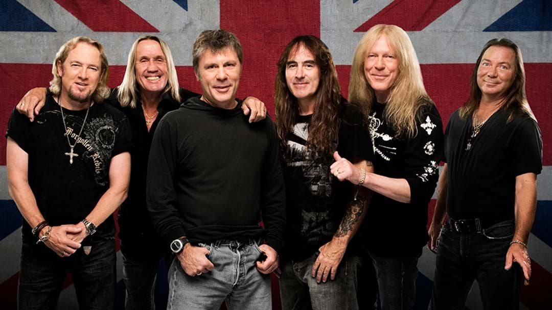 Article heading image for Iron Maiden Release First New Music In 6 Years
