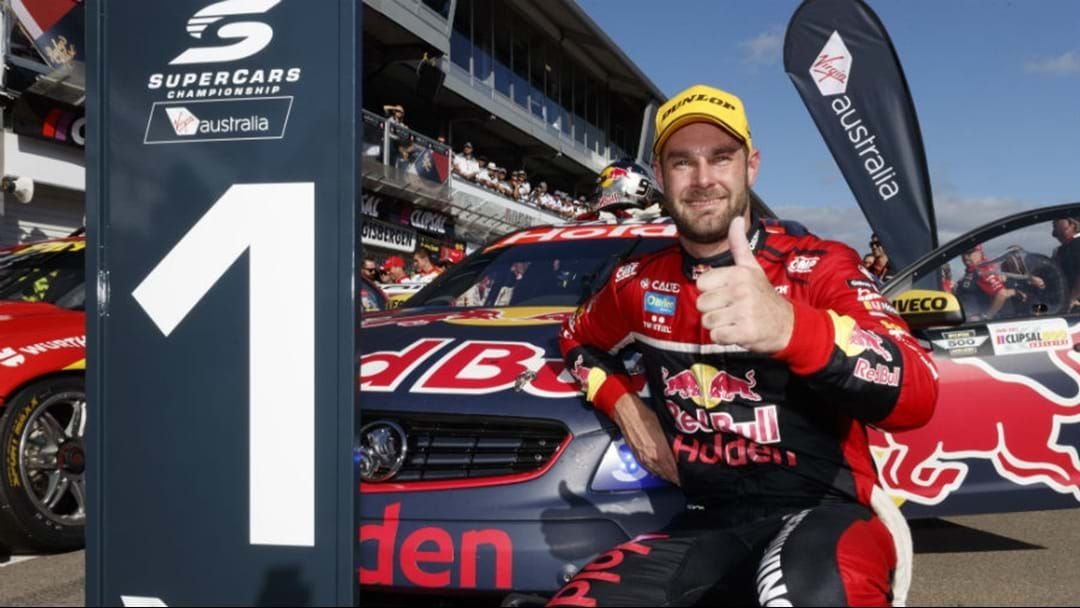 Article heading image for Shane Van Gisbergen Stripped Of Race Win At Newcastle 500