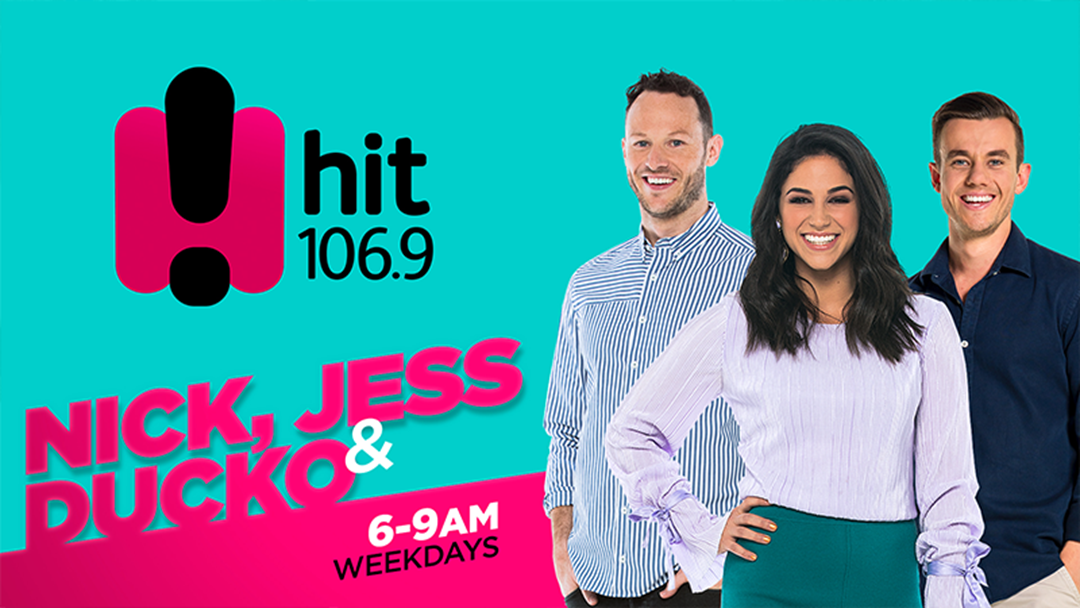 Article heading image for DUCKO Joins The Hit106.9 Breakfast Team!