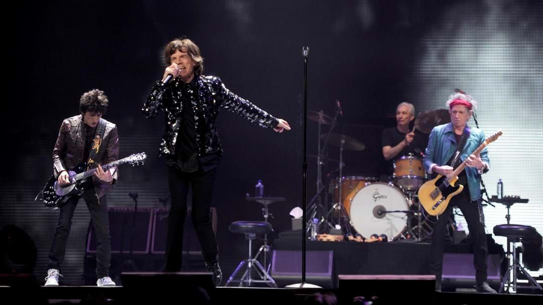 Article heading image for The Rolling Stones Have Announced A New Retrospective, Featuring A Song With Dave Grohl