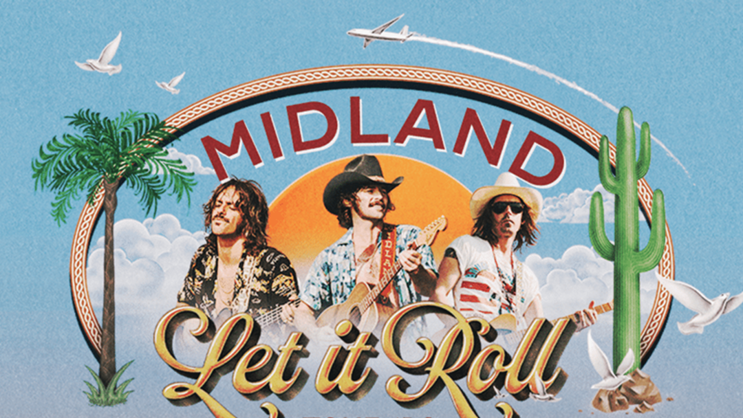 """Article heading image for Midland Announces """"Let it Roll Tour"""""""
