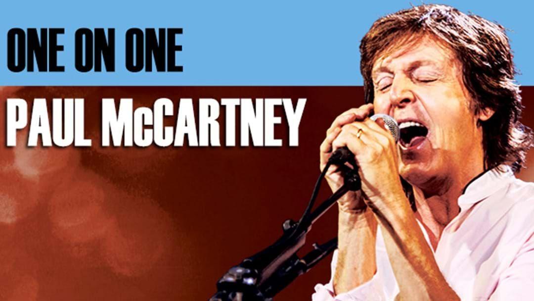 Article heading image for Paul McCartney Australian Tour Kicks Off This Weekend