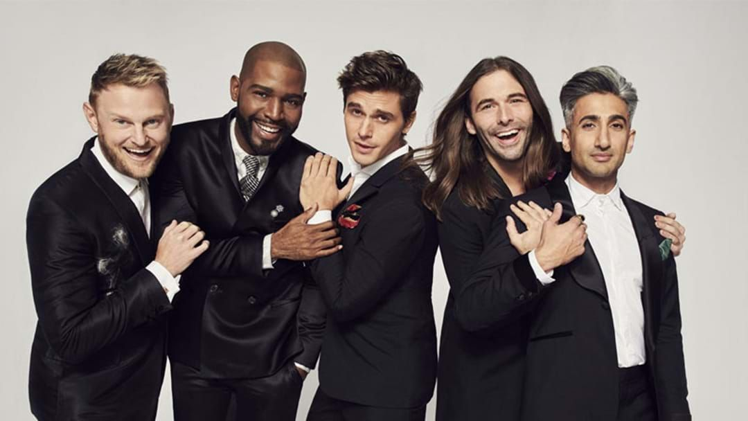 Article heading image for The Queer Eye Boys Just Landed ANOTHER TV Show!