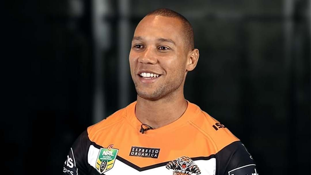 Article heading image for Why Moses Mbye Captaining The Wests Tigers Is A Stroke Of Genius