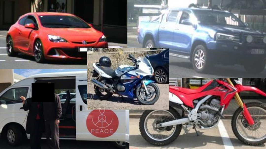 Article heading image for All These Cars Have Been Stolen From Across The Region This Week