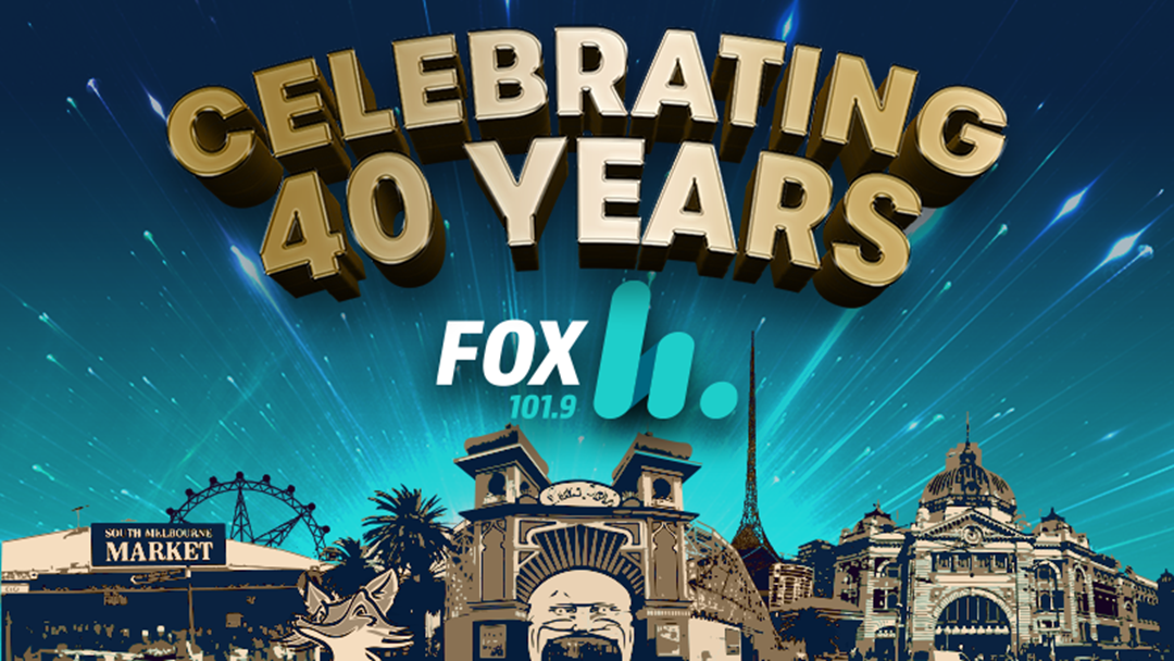 Article heading image for Celebrating 40 Years Of The Most Iconic Radio Station In Australia, The Fox 101.9