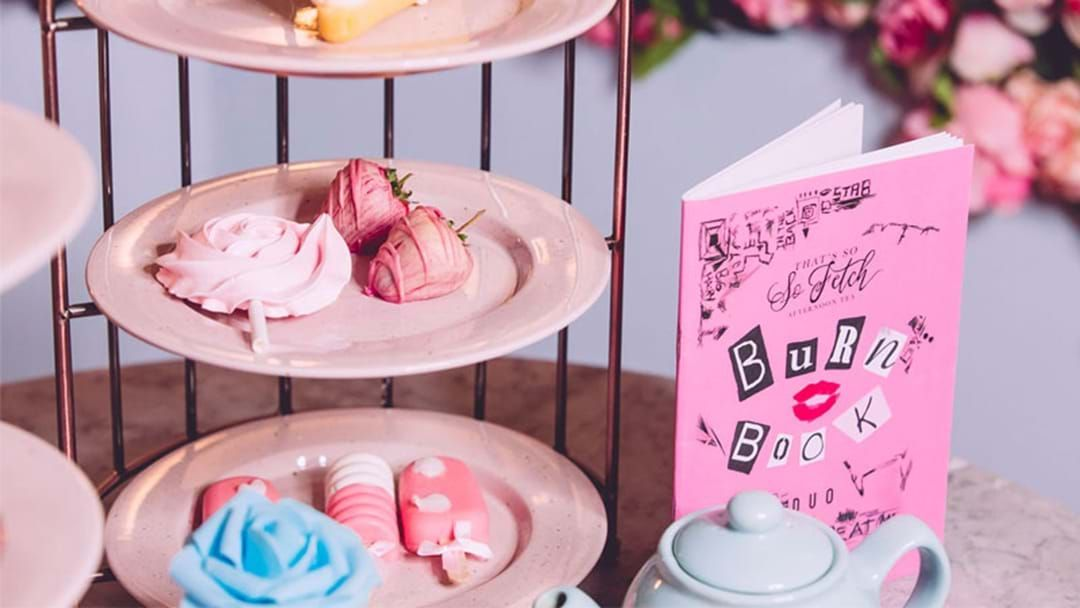 Article heading image for So Fetch: A 'Mean Girls' Themed High Tea & Brunch Is Coming To Sydney