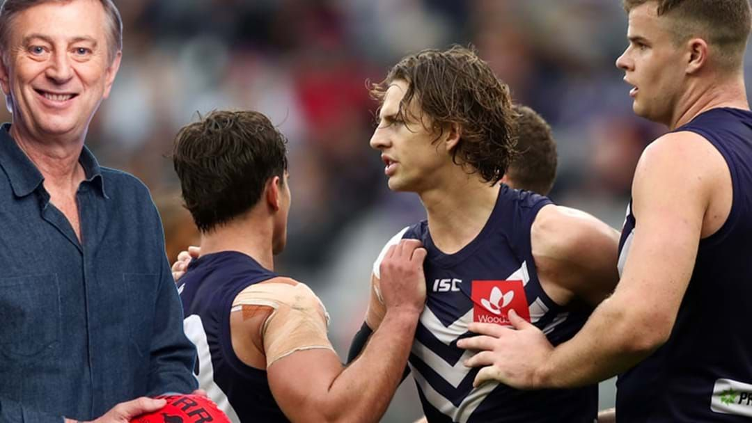 Article heading image for LISTEN: Dennis' Stats Report That Points To West Coast Doing Freo A Massive Favour This Weekend