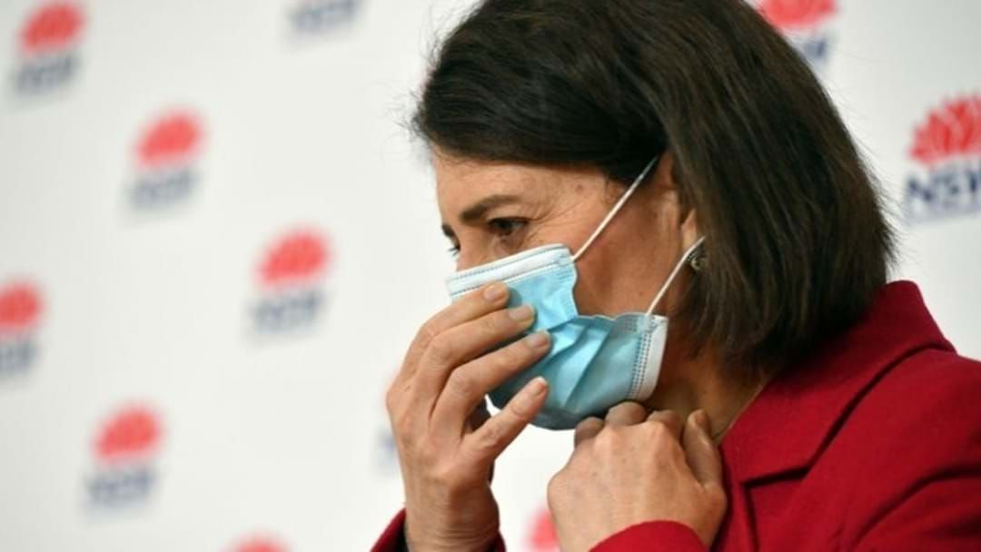 Article heading image for Cabinet Shuts Down Berejiklian's Request For More Vaccines