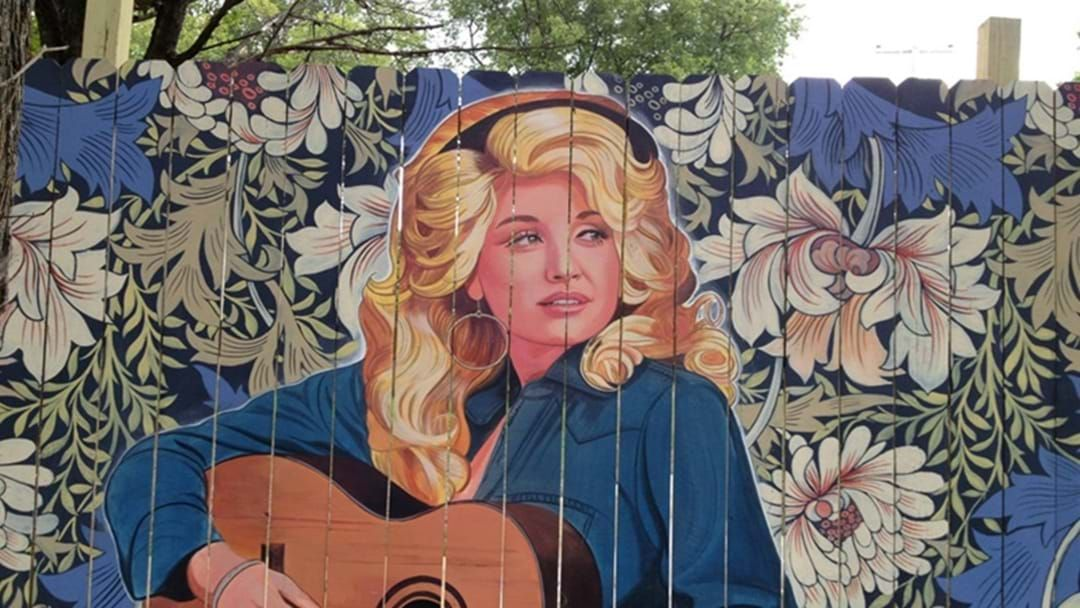 Article heading image for Dolly Parton Honoured at Grand Ole Opry