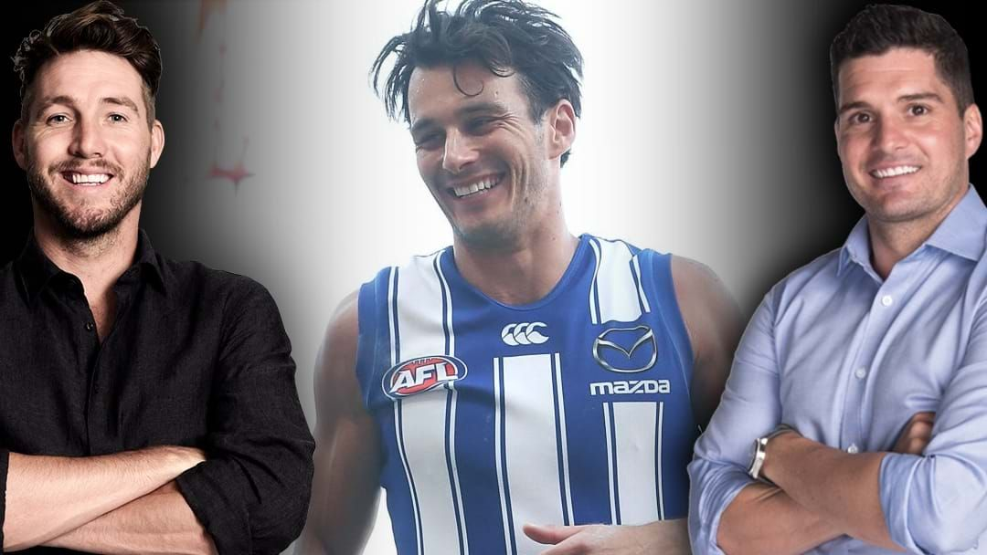 Article heading image for Daisy & Joey Debate If Robbie Tarrant Is A Good Recruit For Richmond
