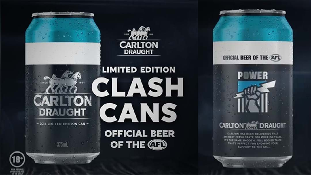 Article heading image for CUB Release Limited Edition Port Power Tinnies