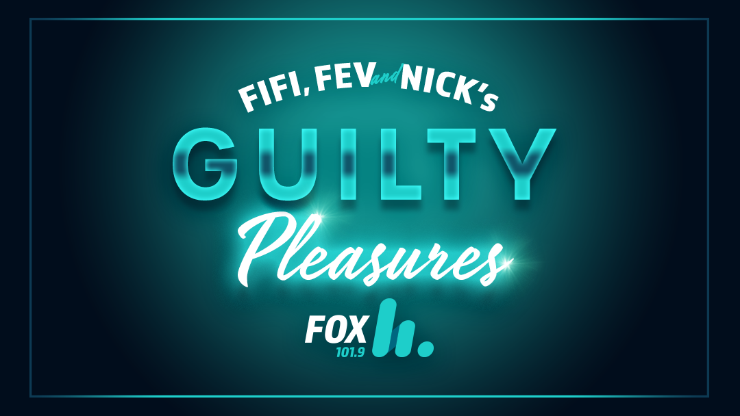 Competition heading image for Fifi, Fev & Nick's $50,000 Guilty Pleasures