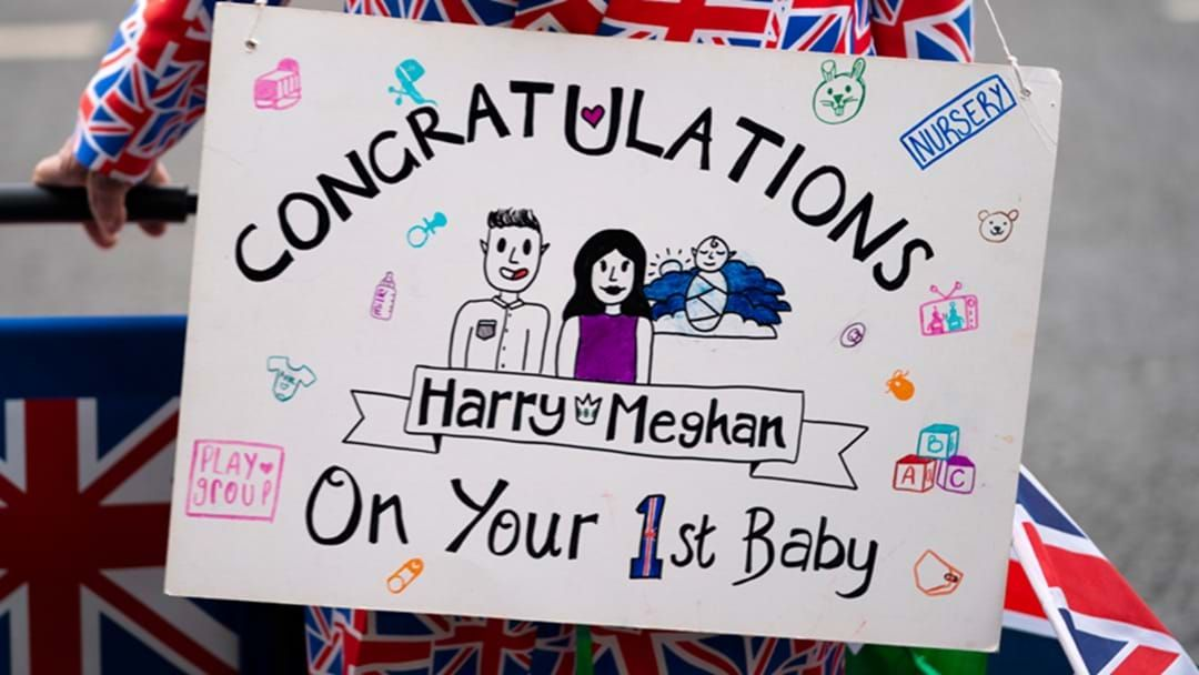Article heading image for The New Royal Baby May Not End Up Being A Prince