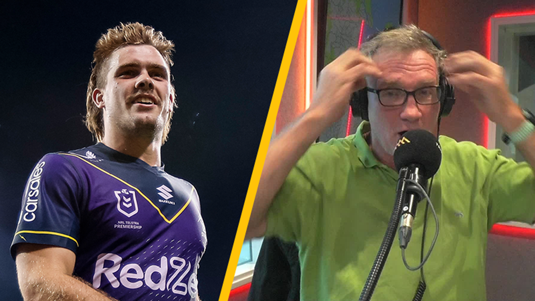 Article heading image for LISTEN | Marto gets Hilariously Stitched up by Ryan Papenhuyzen