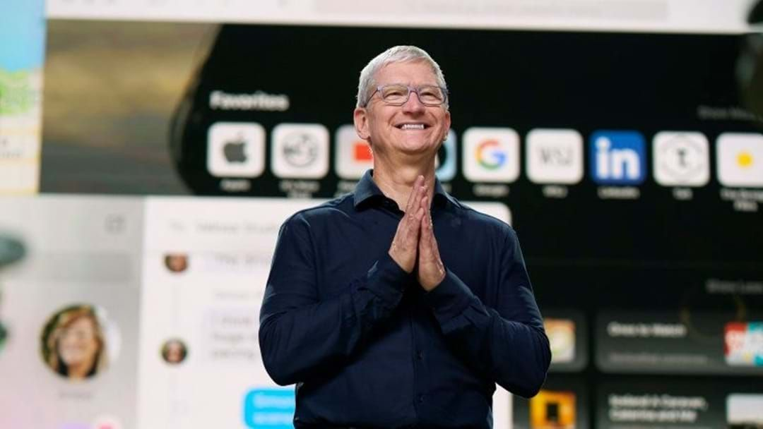 Article heading image for Apple Announced A New iOS Software Release With A Bunch Of Cool Features
