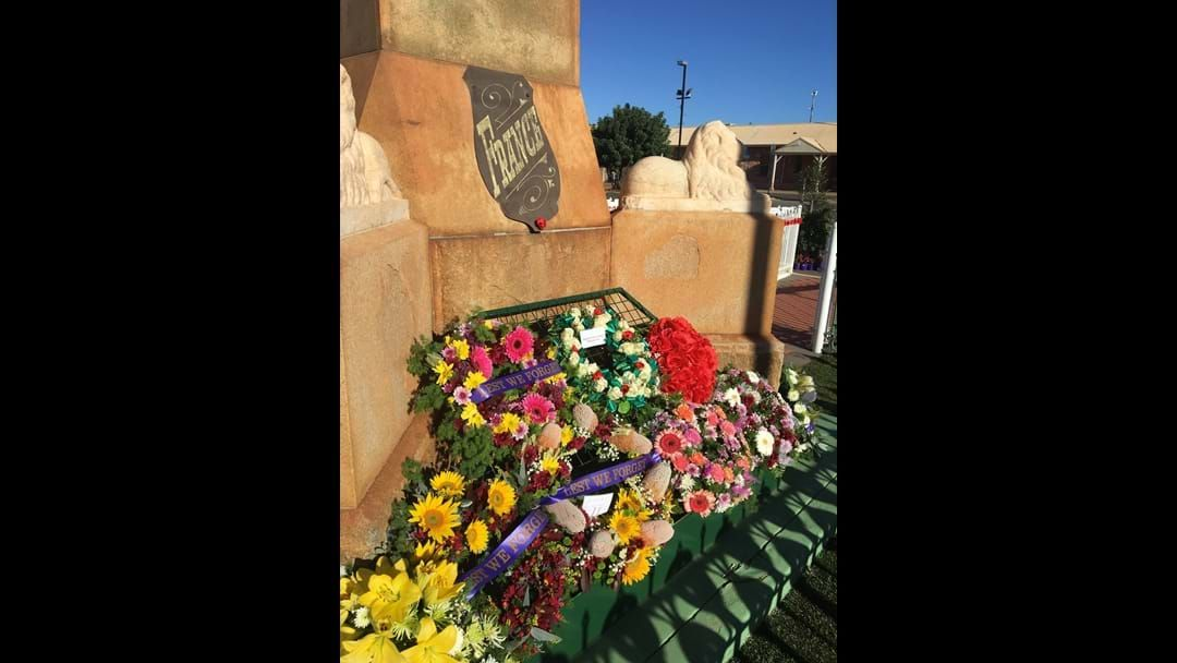 Article heading image for Goldfields Remembrance Day 2017 Services