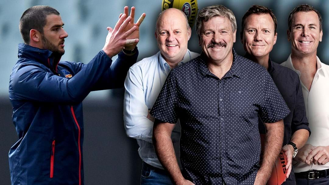Article heading image for Tex Walker Fires Back At The Saturday Rub Boys' Criticism Of Adelaide