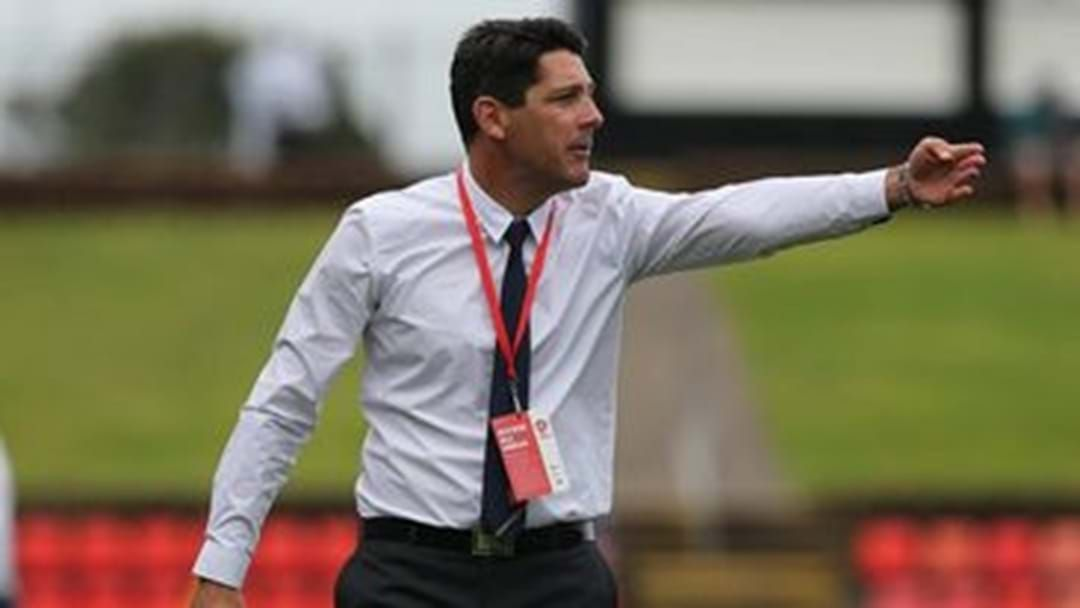 Article heading image for Craig Deans To Step Down As Head Coach Of Newcastle Jets