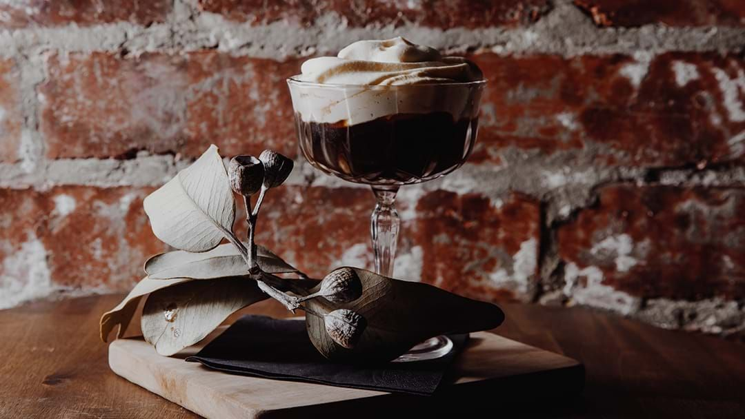 Article heading image for You Can Now Get Vegemite Infused Espresso Martinis In Melbourne