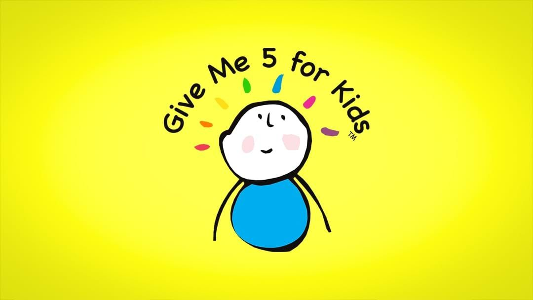 Article heading image for Here's Every Way You Can Support Give Me 5 For Kids In 2019!