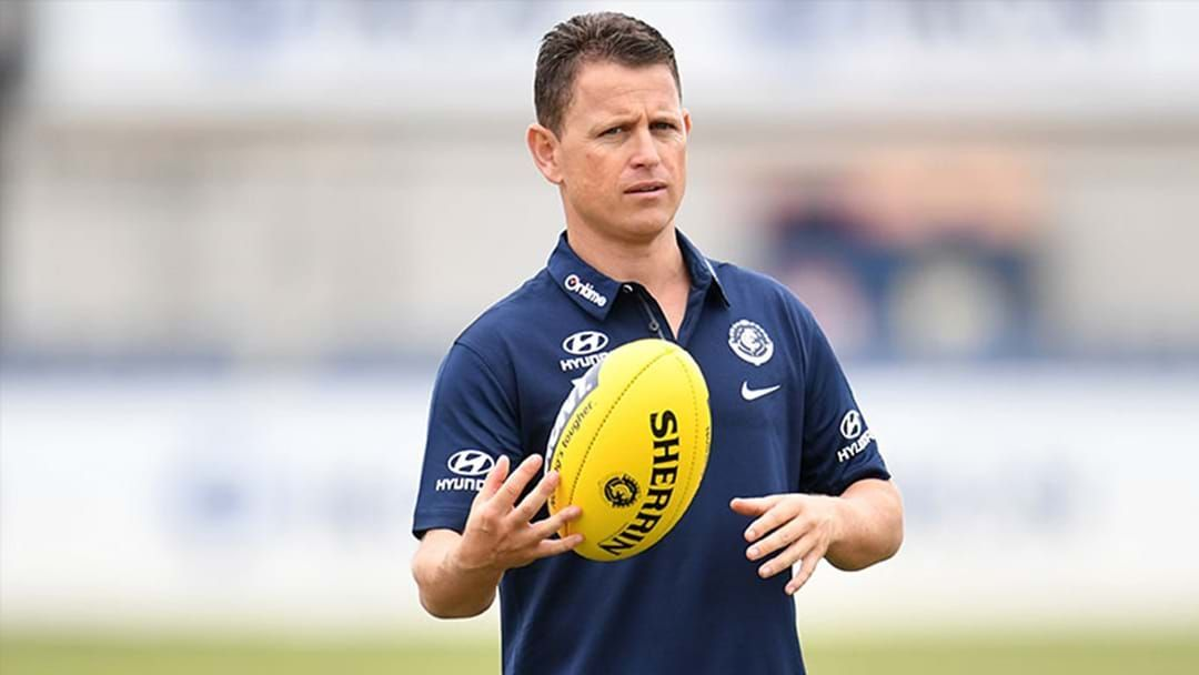 Article heading image for LISTEN | Sam Docherty Hits Back At Kane Cornes's Criticism Of Brendon Bolton