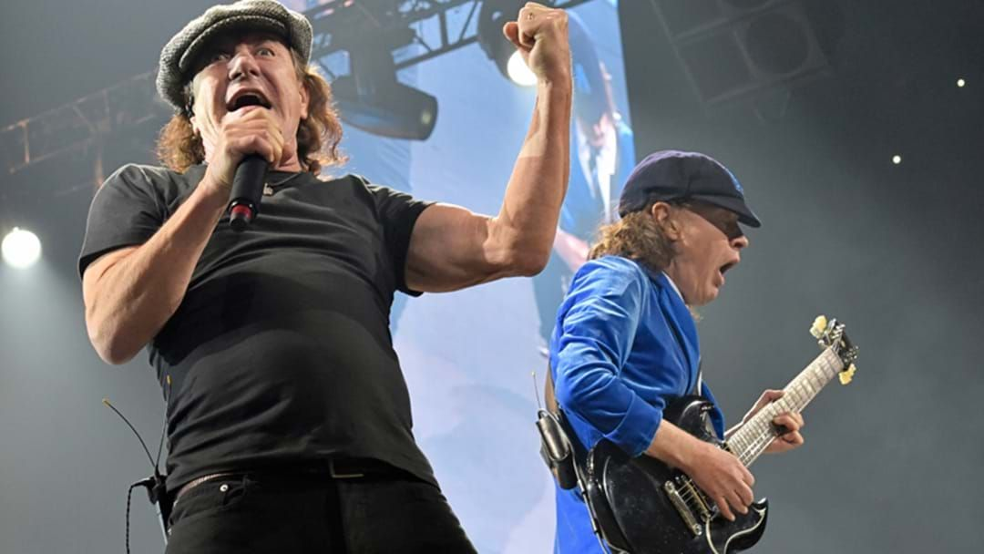 Article heading image for More Evidence That A New AC/DC Recording Is Happening?