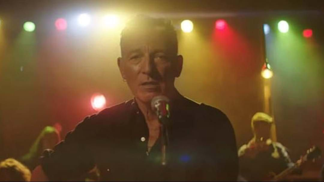 Article heading image for Check Out The Brand New Video From Bruce Springsteen