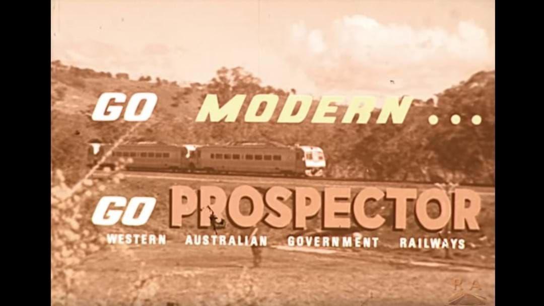 Article heading image for Go Modern, Go Prospector!