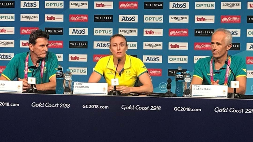 Article heading image for Sally Pearson Annnounces Shock Retirement