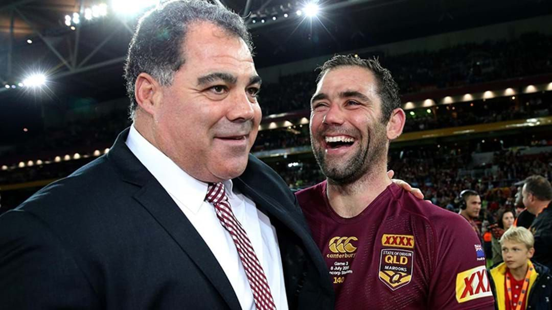 Article heading image for Mal Meninga Could Return to Coach the QLD Origin Team but not if NSW Can Help it