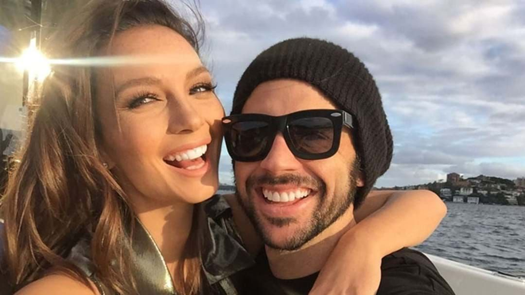 Article heading image for Ricki-Lee Says Her New Song Is About The Night She Met Her Husband