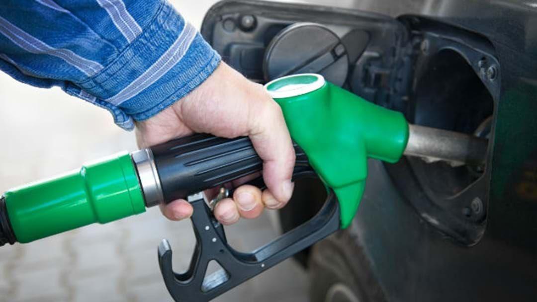 Article heading image for Rocklea Servo Slinging Petrol For 81c A Litre