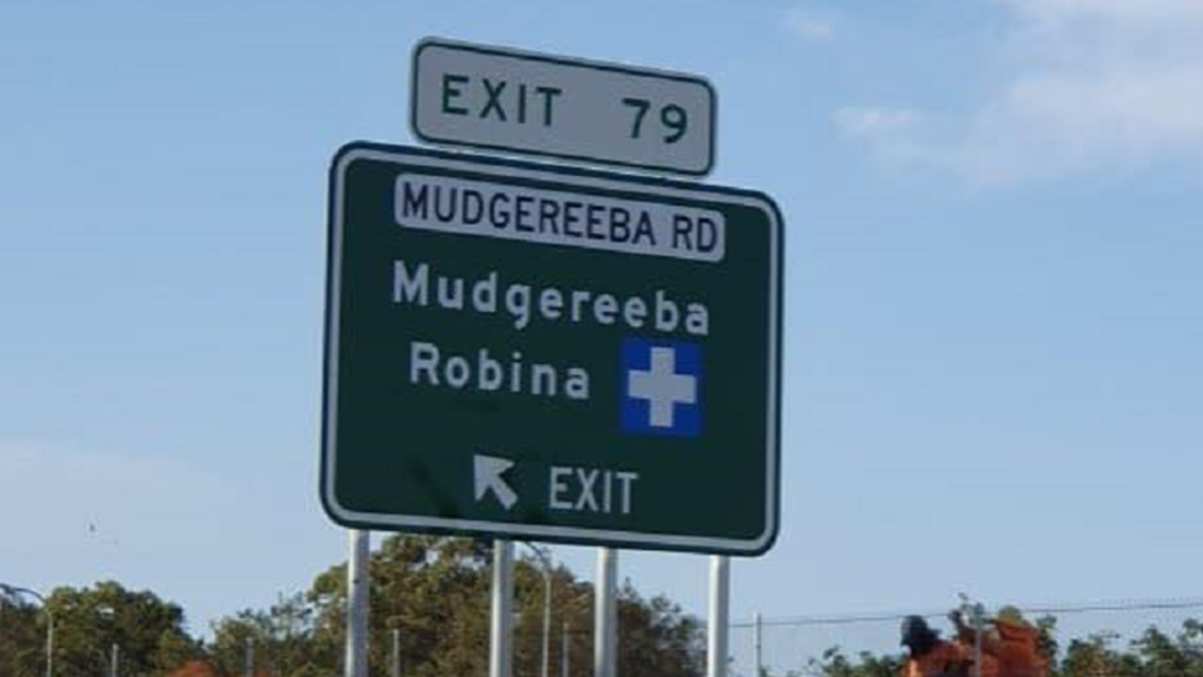 Article heading image for Sign Pulled Down After M1 Motorists Notice Embarrassing Spelling Error