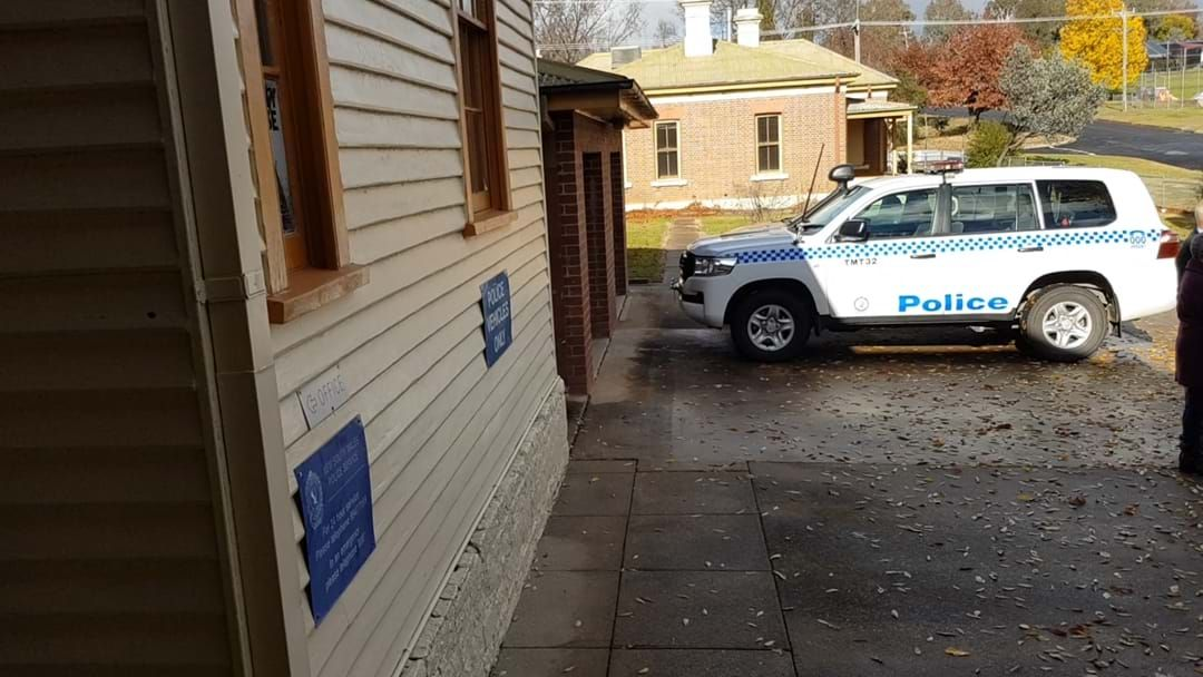 Article heading image for Adelong police station to get a $1 million upgrade