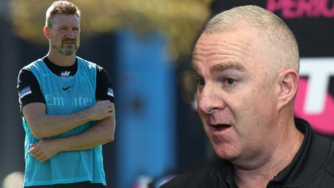 Article heading image for Magpies GM Of Footy Graham Wright On Collingwood's Slow Start