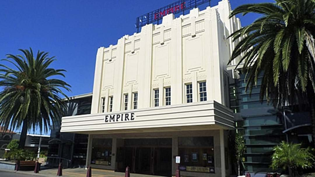Article heading image for The Empire Theatre Has New Look